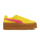 Puma Fenty By Rihanna Cleated Creeper Lace Up Suede Womens Trainers 366268 Y39A