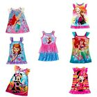 Внешний вид - Girls' Nightgowns Disney Minnie Mouse Elsa Anna Frozen Sofia Ariel Princess  NWT