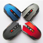 2.4Ghz Mini Wireless Optical Gaming Mouse Mice+USB Receiver For PC Laptop US