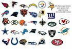 NFL TEAM HELMET STICKER,PICK YOUR FAVORITE FOOTBALL TEAM, TEAM LOGOS 1 STICKER on eBay