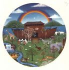 Noah's Ark Rainbow Select-A-Size Waterslide Ceramic Decals Xx  image