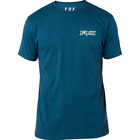 NEW Fox Racing Mens Navy Blue Supercharged Motocross Premium Tee T-Shirt $23.5 USD on eBay
