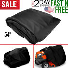 """Himal Outdoors Lawn Mower Cover -Tractor Cover Fits Decks up to 54"""" Storage"""