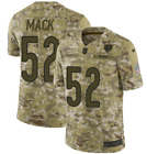 Limited Nike Khalil Mack Salute to Service Jersey Olive Green