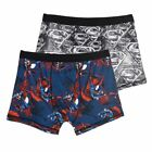 Mens Official Character Boxer Shorts Boxers Trunks Hipsters 2 Pack Size S M L XL