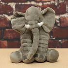 Long Nose Elephant Doll Lovely Sleep Pillow Baby Kids Soft Plush Cushion Gift