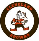 Cleveland Browns #15 NFL Team Logo Vinyl Decal Sticker Car Window Wall Cornhole on eBay