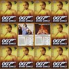 Top Trumps Single Cards 007 James Bond Girls Movie Characters Various (FB3) £2.5 GBP on eBay