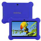"7"" inch Android 4.4 Tablet PC For Kid Children Dual Cameras WiFi 8GB Bundle Case"