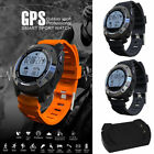 GPS Running Smart Watch With Heart Rate Bluetooth Waterproof Outdoor Sports S928