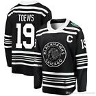 2019 Winter Classic Chicago Blackhawks NHL Replica Mens Jersey Kane Toews Keith  $46.5 USD on eBay