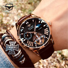 AILANG Tourbillon Men Watch Men's Forsining Automatic Seagull Watches Man