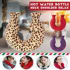 Hot Water Bag Bottle Neck Warmer U Shaped Winter Warm Hot Cold Therapy Relaxing