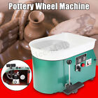 3 Types Electric Pottery Wheel Machine Ceramic Work Clay Art Craft DIY 220V 250W image