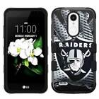 for LG Tribute Empire Glove Design Rugged Armor Hard+Rubber Hybrid Case Cover $19.95 USD on eBay