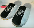 Oakland Raiders football Slide Slippers NFL Team Adult Size S-XL Christmas Gift $15.95 USD on eBay