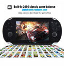 8GB Multifunction Portable MP4 MP5 Game Console Handheld Game Player for Kids