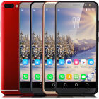 """New 6"""" Large Screen 3g Gsm Android7.0 Quad Core 2sim Mobile Smart Phone Unlocked"""