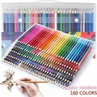 160 Colors Pencils Kit For Kids/Adult Coloring Drawing Art Sketching School New