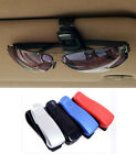 1x Car Auto Sun Visor Sunglasses Eye Glasses Clip Case Phone Cd Holder Clip New