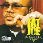 The Elephant in the Room [PA] by Fat Joe (CD, Mar-2008, Terror Squad)