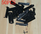 50PCS New DELL Latitude E4310 HDD Hard Drive/Disk HDD Caddy Cover With Screws