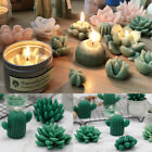 20 Types Succulent Cacti Candle Silicone Moulds So picture