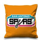 "SAN ANTONIO SPURS 1 Throw Zippered Pillow Case 16"" 18"" 20"" Inch Cushion Cover on eBay"