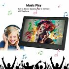 7/8/10 Inch Digital Photo Picture Frame IPS Electronic 1080P LCD Display Remote