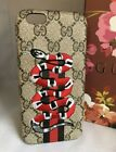 2Gucci2 Luxury Snake Bee for Apple iPhone 6 6S 7 8 Plus XS Max Case Cover