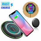 Strong Fast Qi Wireless Charger Charging Dock Mat For Samsung iPhone Universial