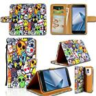 For Various Asus Pegasus SmartPhones - Leather Smart Stand Wallet Cover Case