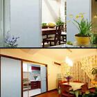 Bedroom Bathroom Home Glass Window Door Privacy Film PVC Frosted Sticker Hot