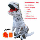 Inflatable Costume Inflatable T-Rex Dinosaur Costume Adult/Kids Fancy Dress фото