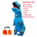Inflatable Costume Inflatable T-Rex Dinosaur Costume Adult/Kids Fancy Dress