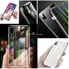 For Samsung Galaxy S10e Plus Case TPU Shockproof Ultra thin Rainbow Shade Cover