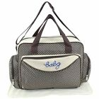 Baby Diaper Bag Organizer Babies Care Carriage Bags Multifunction For Mom