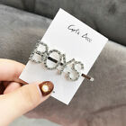 Pearl Hair Clip Barrettes 2019 Fashion For Women Handmade Hairpins Accessories