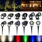 IP65 COB LED Outdoor Landscape Garden Yard Path Flood Projector Light Christmas