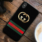 New design Case iPhone Xs Max, Xs X 8 Plus 7+ 6s+ 6+Gucci Samsung Note 9 Cover
