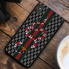 Case iPhone Xs Max, Xs X 8 Plus 7+ 6s+ 6+Gucci Snake Samsung Note 9 Cover