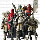"Star Wars Movie Realization  Samurai Action Figure 7""New in box Toy Gift Boba $26.99 USD on eBay"