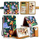 For Various Doogee SmartPhones - Leather Smart Stand Wallet Cover Case