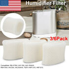 3/6Pc Humidifier Filter Fits For Honeywell HAC-504 HAC-504W Type A Kaz Vicks WF2