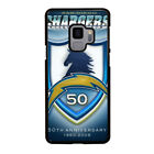 SAN DIEGO CHARGERS 50TH ANNIVERS Samsung S4 S5 S6 S7 Edge S8 S9 Plus Note 4 5 8 $15.9 USD on eBay