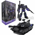 KBB Dark TANK Dark Black Version Transformers Megatron Alloy 11\