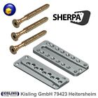 SHERPA Beam Carrier XS10 - S20 - M30 - M40 With Matching Special-Screw
