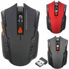 2.4Ghz Mini Wireless Optical Gaming Mouse Mice+USB Receiver For PC Laptop CA