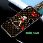 New Betty Boop LV633 Lips Cover Coach4 for iPhone And Samsung CASE $19.99 USD on eBay