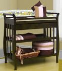 SOLID HARDWOOD 3 TIERS DRAWER  BABY INFANT CHANGING TABLE W/ PAD 3353 NADIA NEW